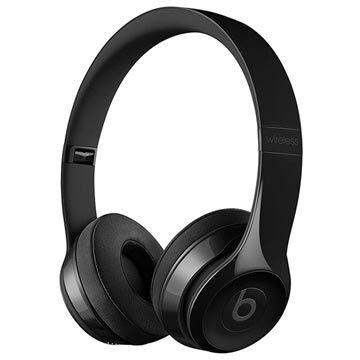 Beats by Dr. Dre Solo3 Wireless On-Ear Kuulokkeet - Kiiltävä Musta