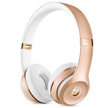 Beats by Dr. Dre Solo3 Wireless On-Ear Kuulokkeet - Kulta