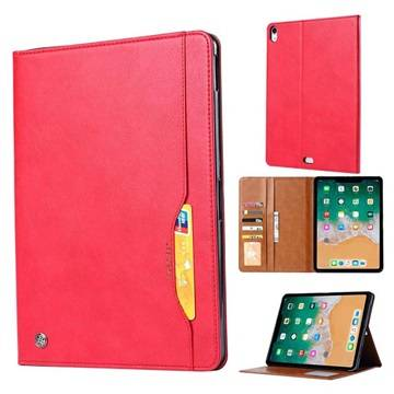 MTP Products Card Set Series iPad Pro 11 Folio Case - Red