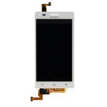 Huawei Ascend G6 Näyttöyksikkö - Valkoinen