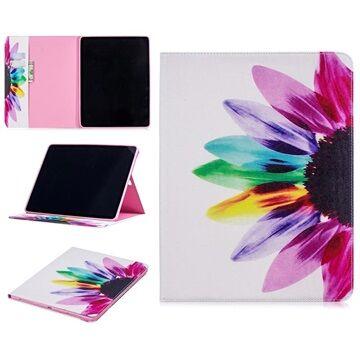 MTP Products Wonder Sarja iPad Pro 12.9 (2018) Folio-kotelo - Kukat