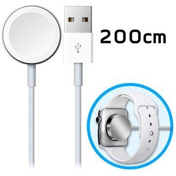 Apple Watchin Magneettinen Latauskaapeli - MU9H2ZM/A - 2m