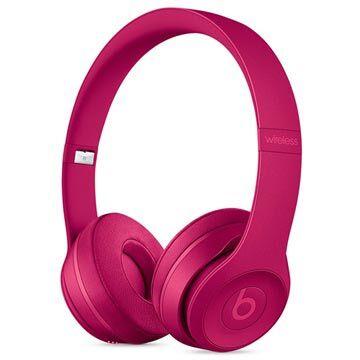Beats by Dr. Dre Solo3 Wireless On-Ear Kuulokkeet - Neighbourhood Collection - Luumunpunainen