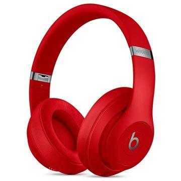 Beats by Dr. Dre Studio3 Wireless Over-Ear Kuulokkeet - Punainen