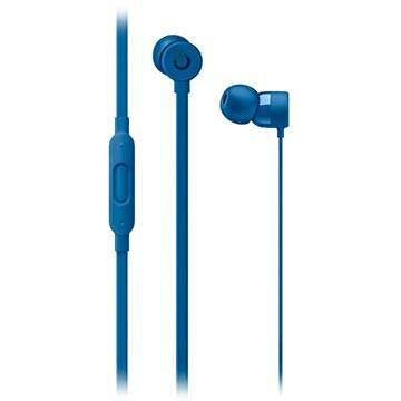 Beats by Dr. Dre urBeats3 Earphones with 3.5mm Plug MQFW2ZM/A - Blue
