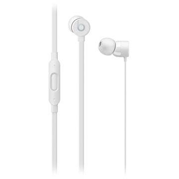 Beats by Dr. Dre urBeats3 Earphones with 3.5mm Plug MQFV2ZM/A - White