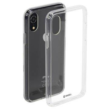 Krusell Kivik iPhone XR Hybridikotelo - Läpinäkyvä