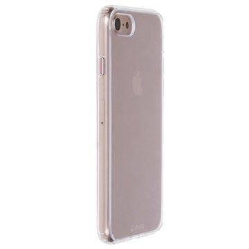 Krusell iPhone 7 / iPhone 8 Kivik Kotelo - Läpinäkyvä