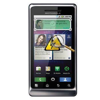 Motorola Milestone Arviointi
