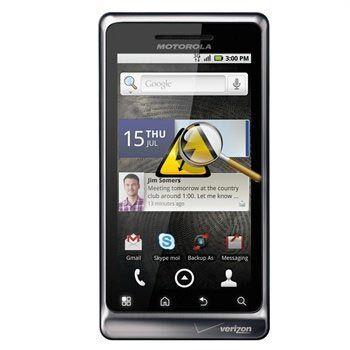 Motorola Milestone 2 Arviointi