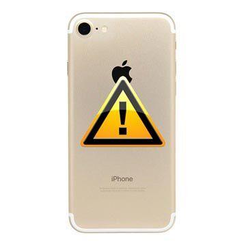 Apple iPhone 7 Takakannen Korjaus - Kulta