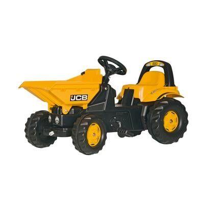 Rolly Dumper Traktori JCB 024247 - keltainen