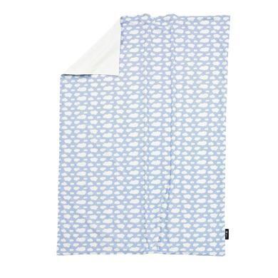 Alvi Vauvan peitto, pilvet/sininen 75 x 100 cm