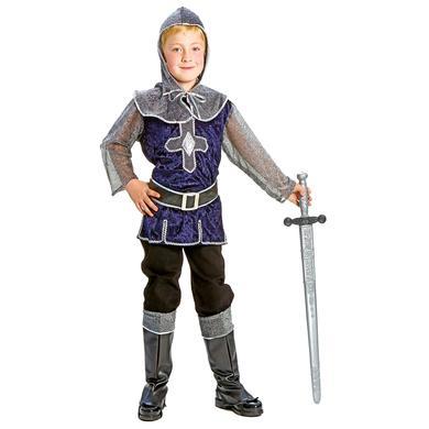 Funny Fashion Naamiaisasu Sir Lancelot - monivärinen