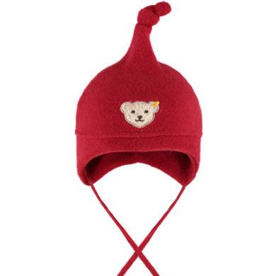 Steiff Vauvan myssy, Jester Red - punainen