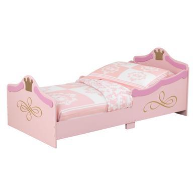 KidKraft ® Lastensänky, prinsessa - roosa/pinkki - Gr.70x140 cm