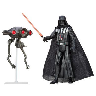 Hasbro Star Wars™ Mission Series - Darth Vader ja tiedustelijadroidi