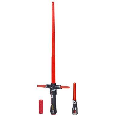 Hasbro Star Wars™ The Force Awakens - Kylo Ren, elektroninen valomiekka - punainen
