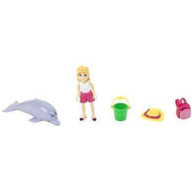 Klein Princess Coralie rannalla 5110 - monivärinen