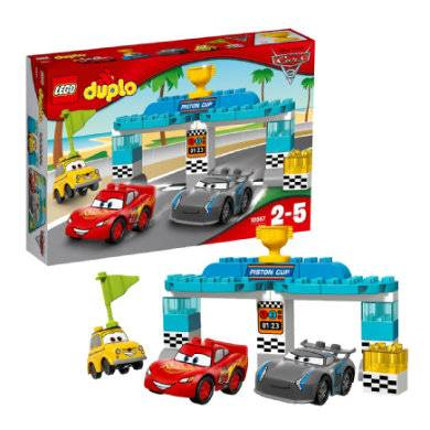 Lego Cars™ Piston Cup-kisa 10857