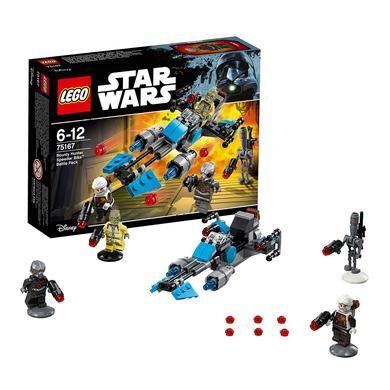 Lego ® Star Wars™ - Bounty Hunter Speeder Bike™ Battle Packs 75167