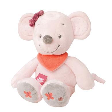 Nattou Adele & Valentine Valentine hiiri, 28 cm - roosa/pinkki