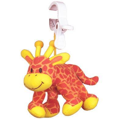 playgro NOAHS ARCHE Värisevä kirahvi (40011) - monivärinen