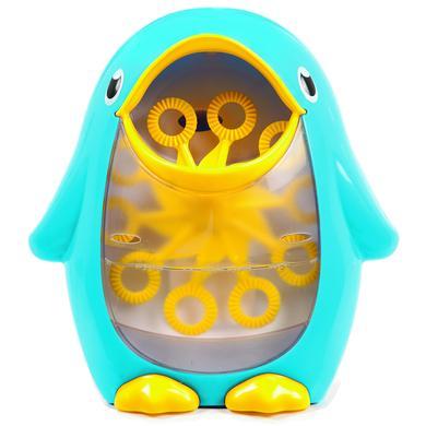 munchkin Saippuakuplakone-pingviini sininen