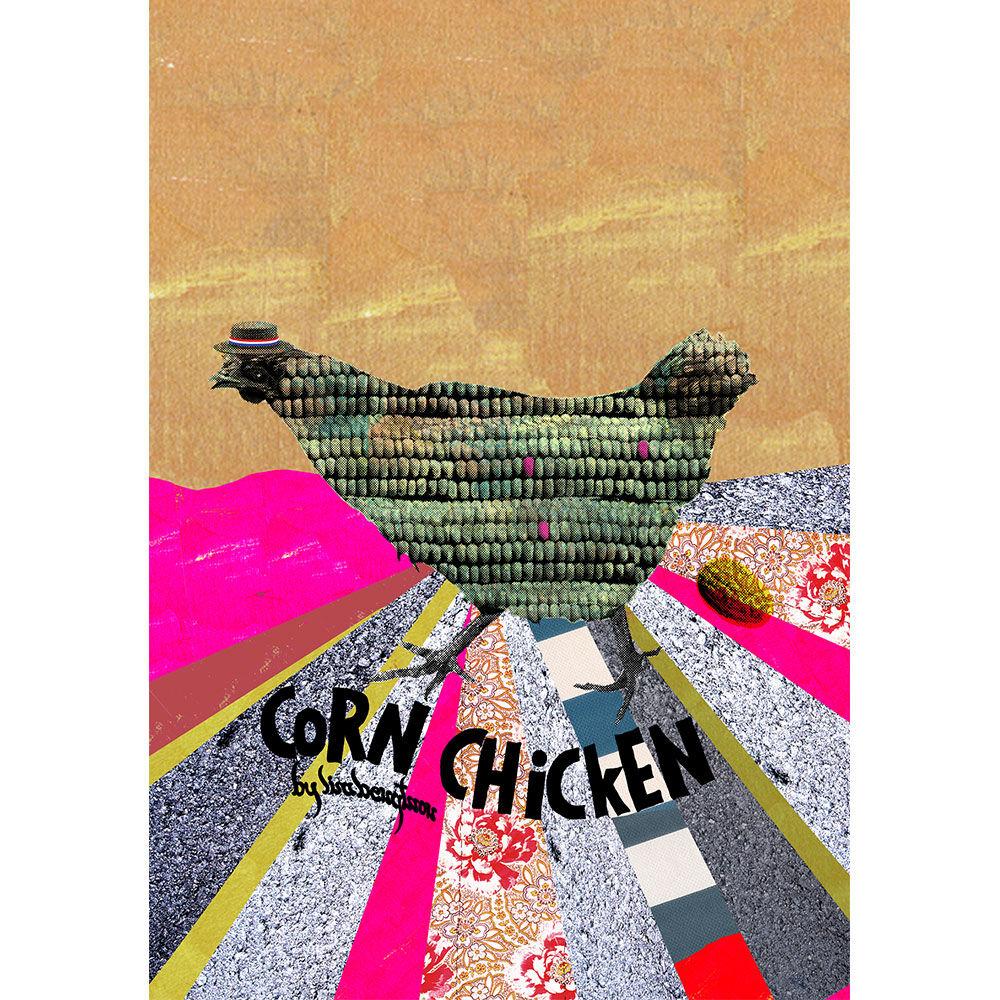 Lisa Bengtsson Corn Chicken Juliste, Iso