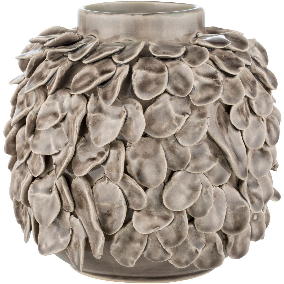 Lene Bjerre Stina Vase 17x16 cm, Driftwood