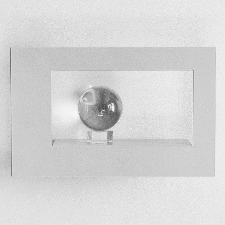 Scandinavian Design Factory Frame Wide Taulunkehys 21x34cm, Pale Grey