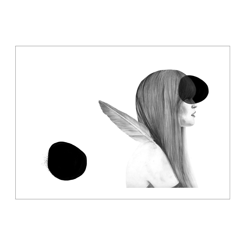 Anna Bülow Creating Spaces 01 Juliste 50x70cm