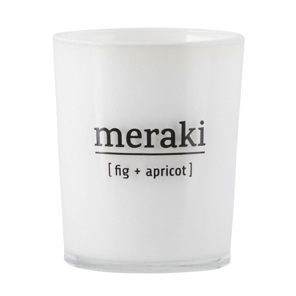 Meraki Scented Candle Fig & Apricot