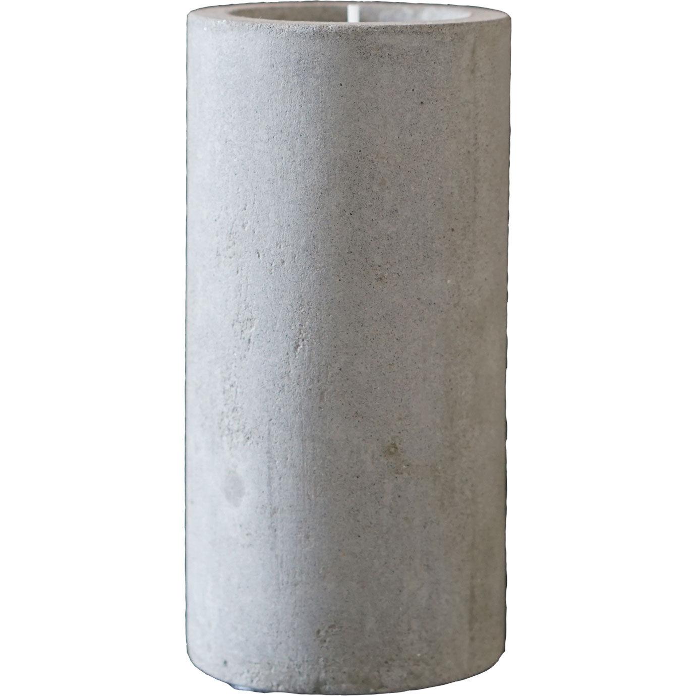DBKD Concrete Lights Candle Holder Large