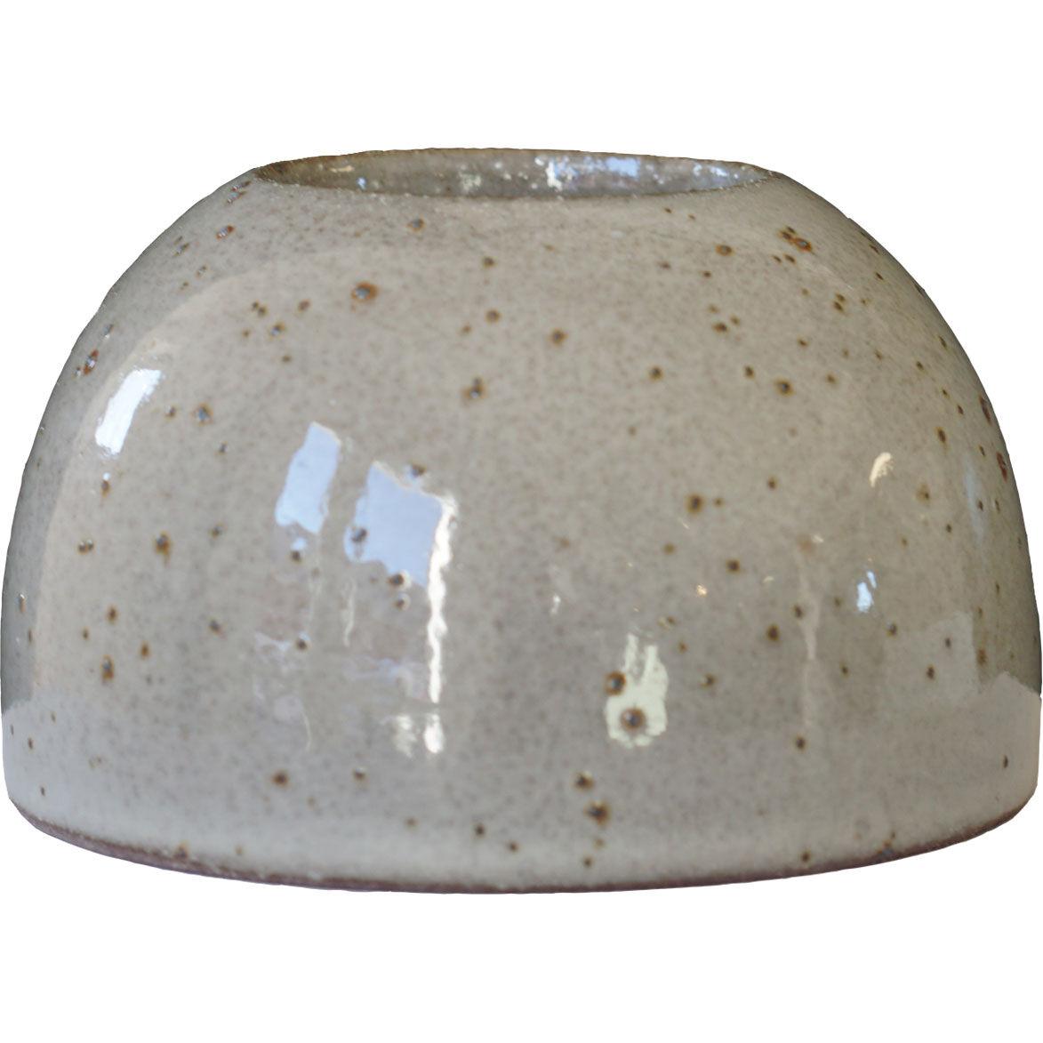 DBKD Bulb Tealight Candleholder Small, Stone
