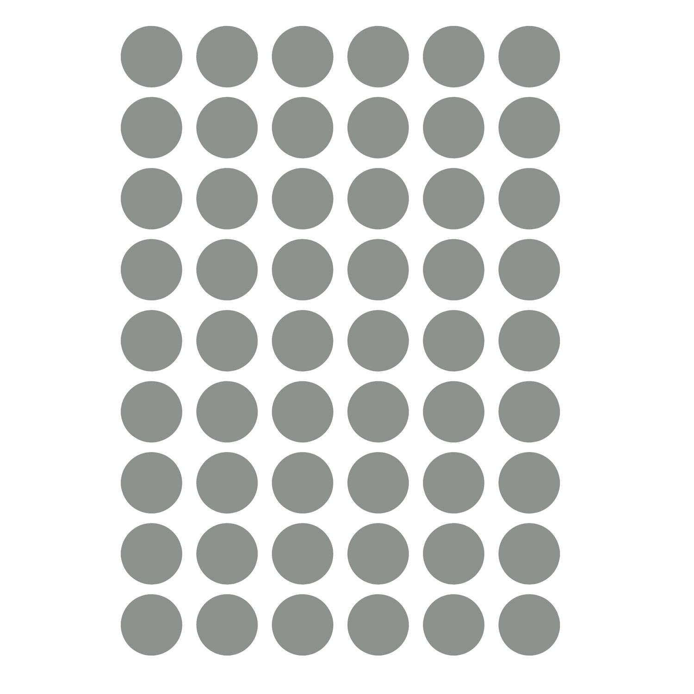 Ferm Living KIDS Mini Dots Wallsticker, Grey