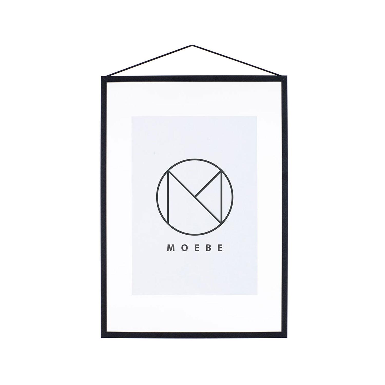 MOEBE Frame Kehys A3, Musta