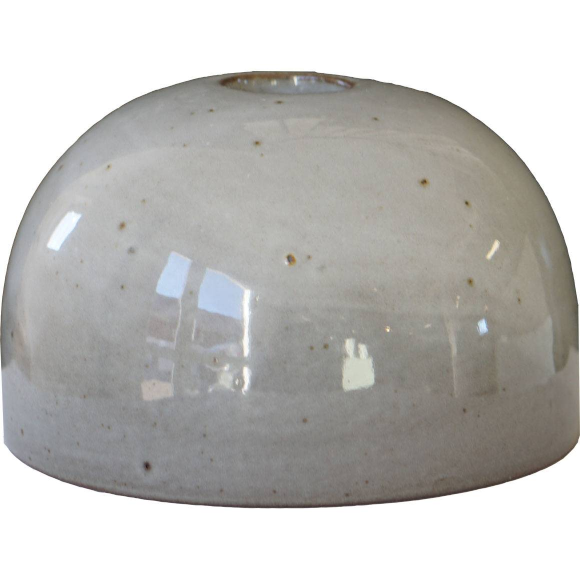 DBKD Bulb Candlestick Small, Stone