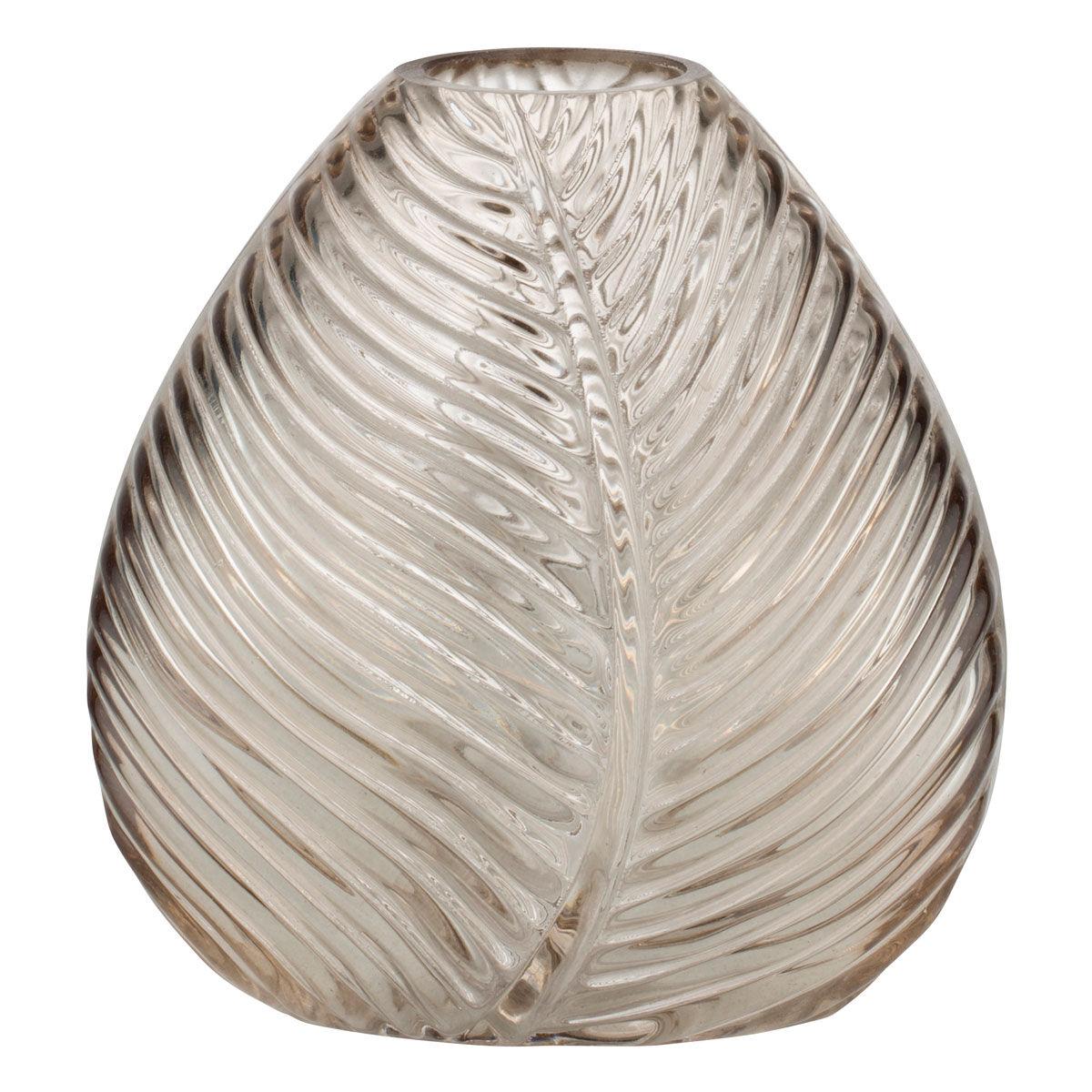 Lene Bjerre Misa Vase 13 cm, Light Gold