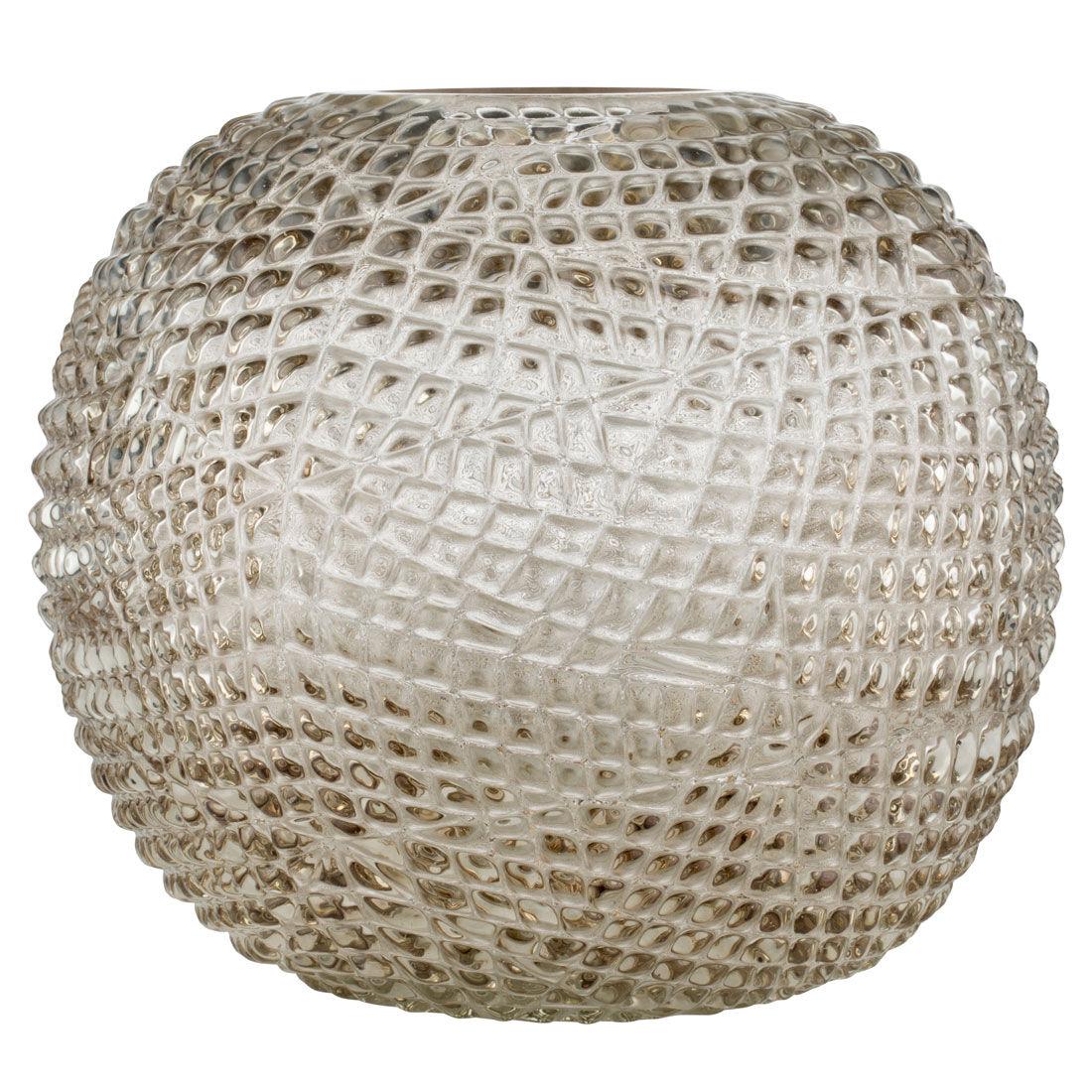 Lene Bjerre Misa Vase 19 cm, Light Gold