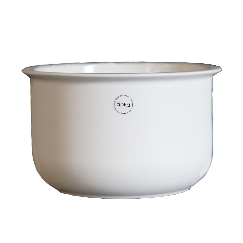 DBKD Tub Ruukku Medium, Valkoinen