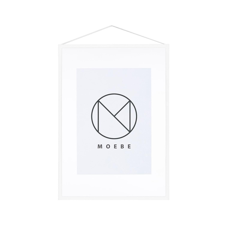 MOEBE Frame Kehys A3, Valkoinen