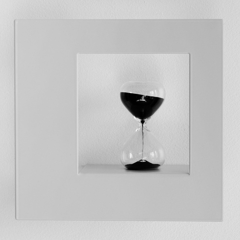 Scandinavian Design Factory Frame Square Taulunkehys 21x22cm, Pale Grey