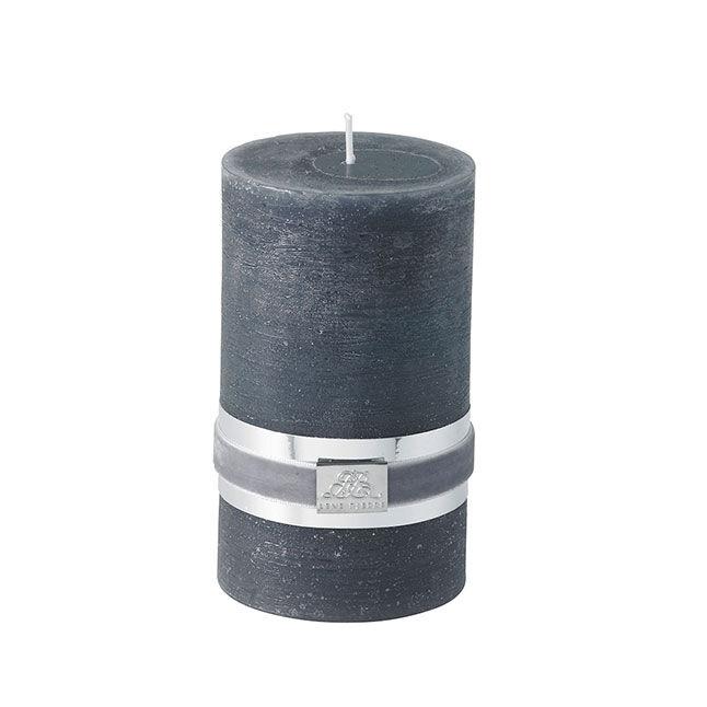 Lene Bjerre Candle Kynttilä Tummanharmaa, Medium