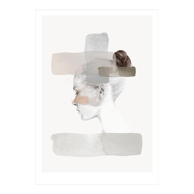 Anna Bülow InsideOut Blush Juliste 50x70cm