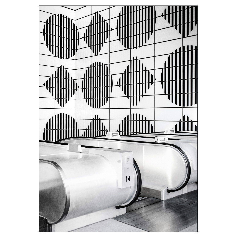 AnnaLeena London Geometric Poster
