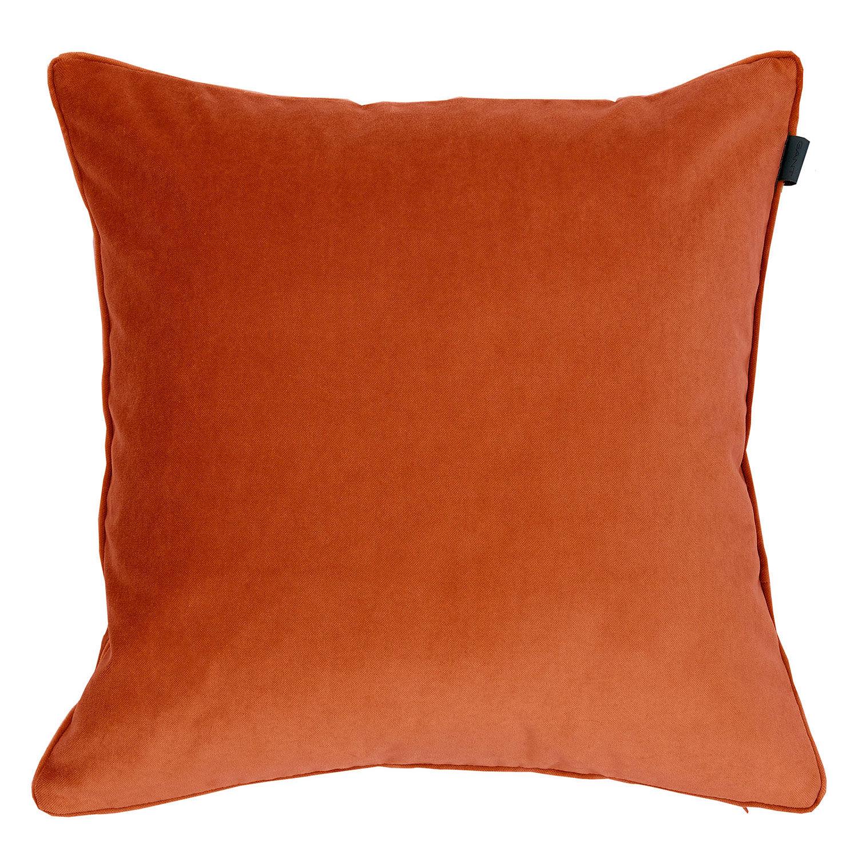 Gant Home Velvet Tyynynpäällinen 50x50cm, Burnt Ochre