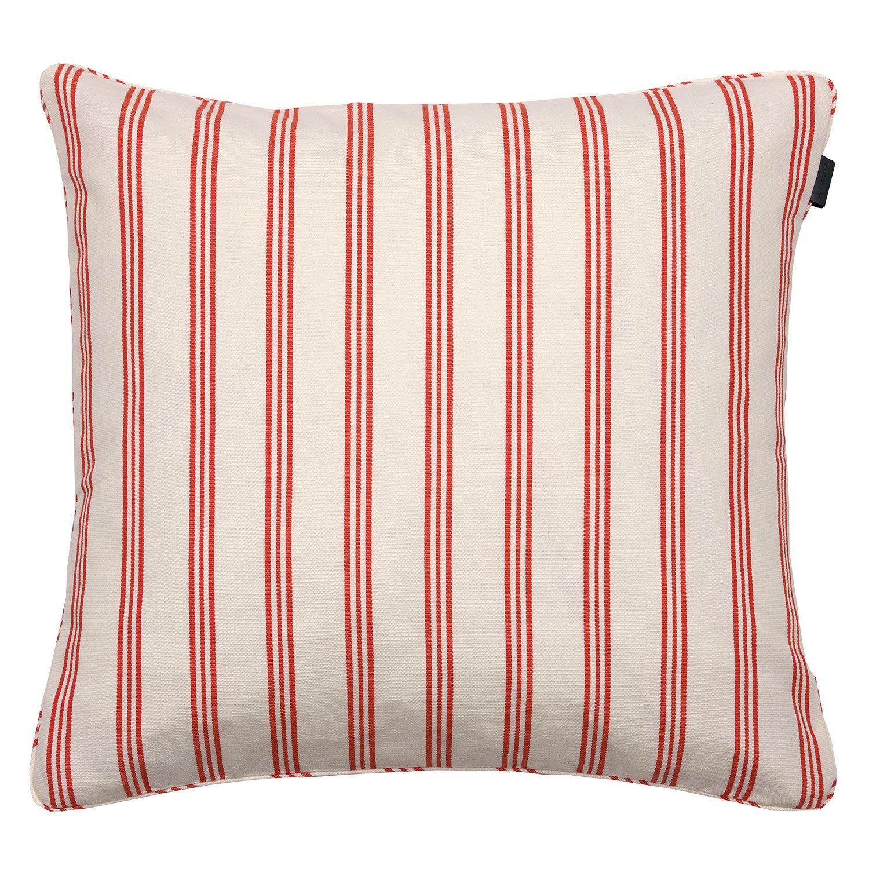Gant Home Rig Stripe Tyynynpäällinen 50x50cm, Apricot Blush