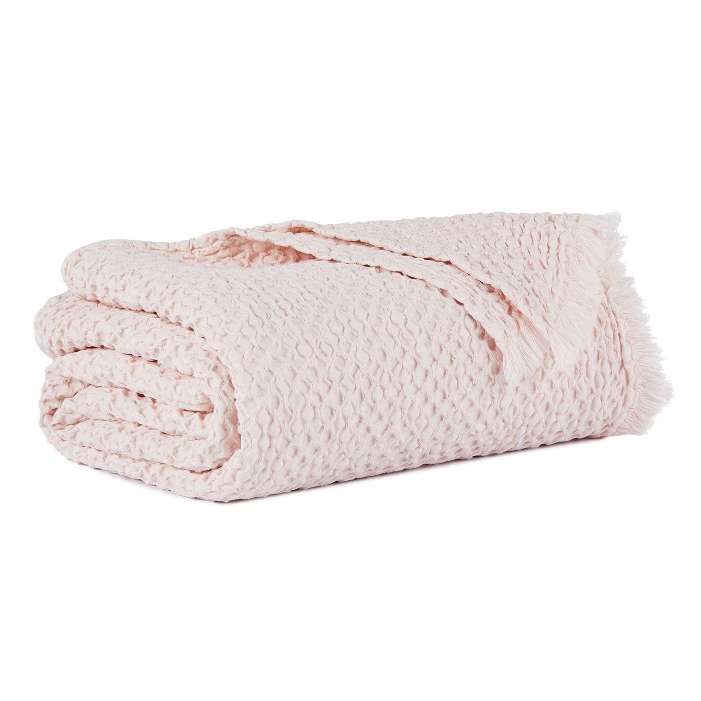 Mille Notti Mare Huopa 150x220cm, Vaaleanpunainen