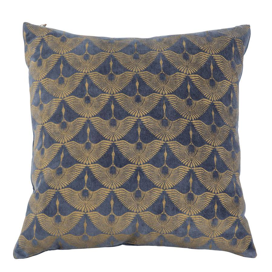 Lene Bjerre Ayane Cushion 50x50 cm, Sargasso Sea